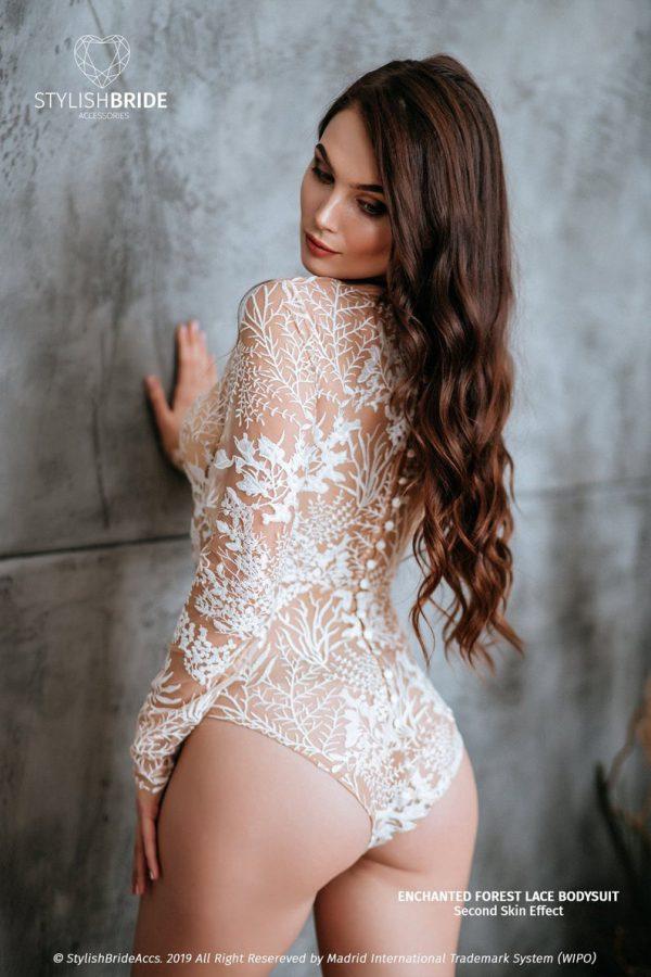 Sexy body voor de huwelijksnacht