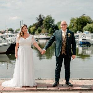 Bruid & bruidegom