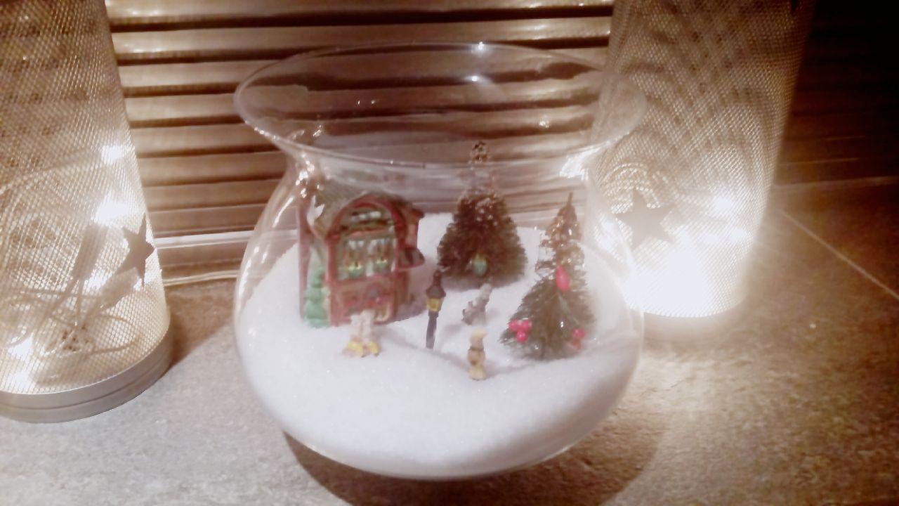 DIY: Snowglobe maken