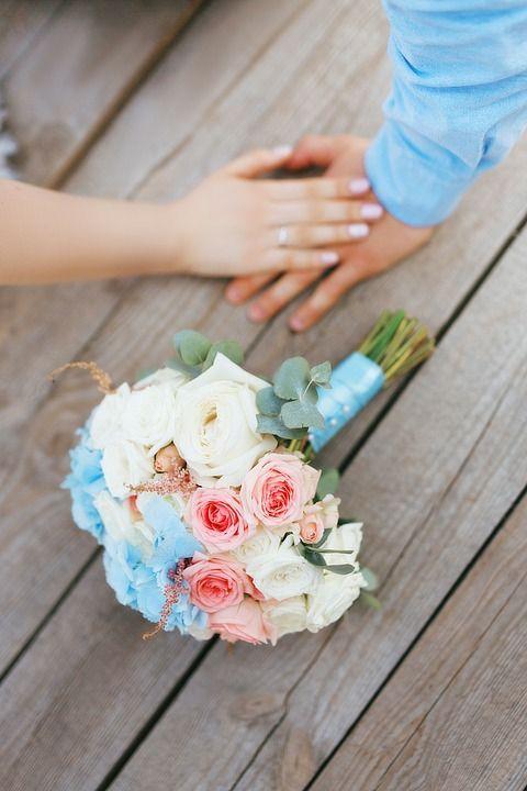bruidsboeket samenstellen
