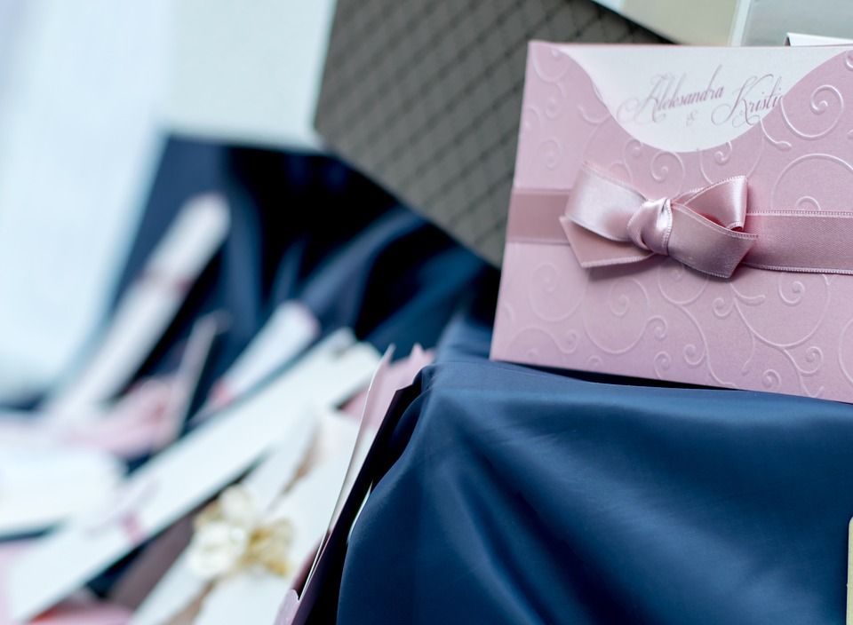 sturen van trouwkaarten