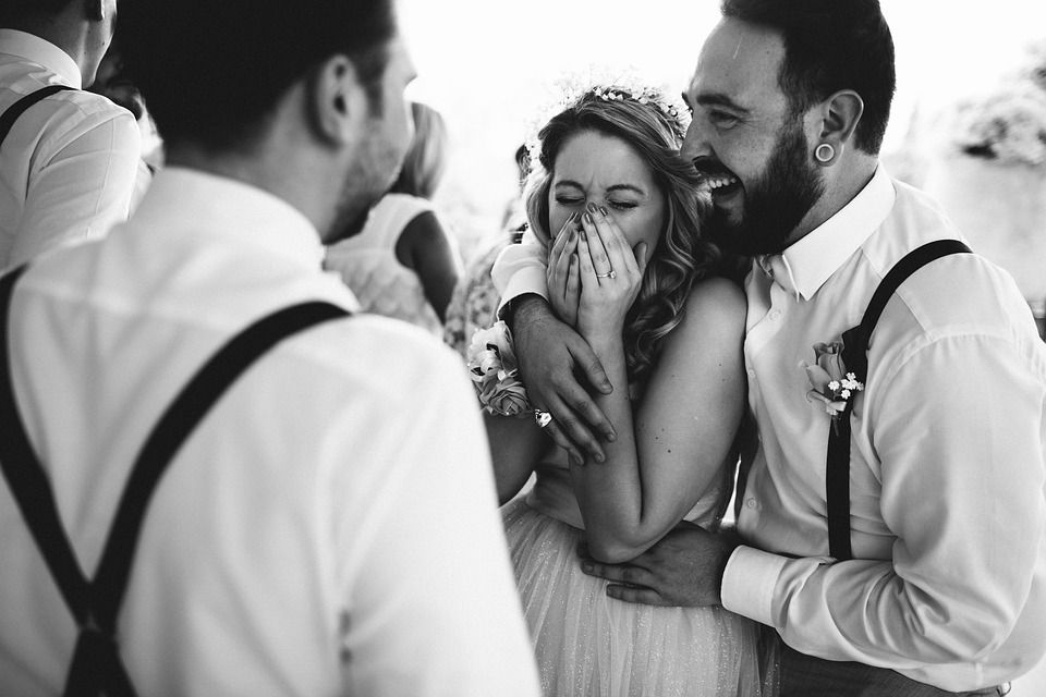 vriendin niet meer als bruidsmeisje