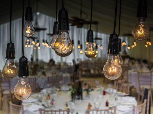 hangende versiering voor je bruiloft