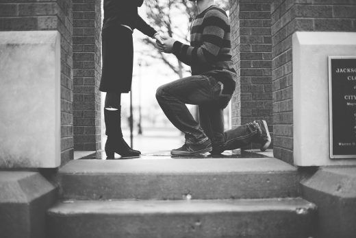 had niemand je vertelt over verloofd zijn