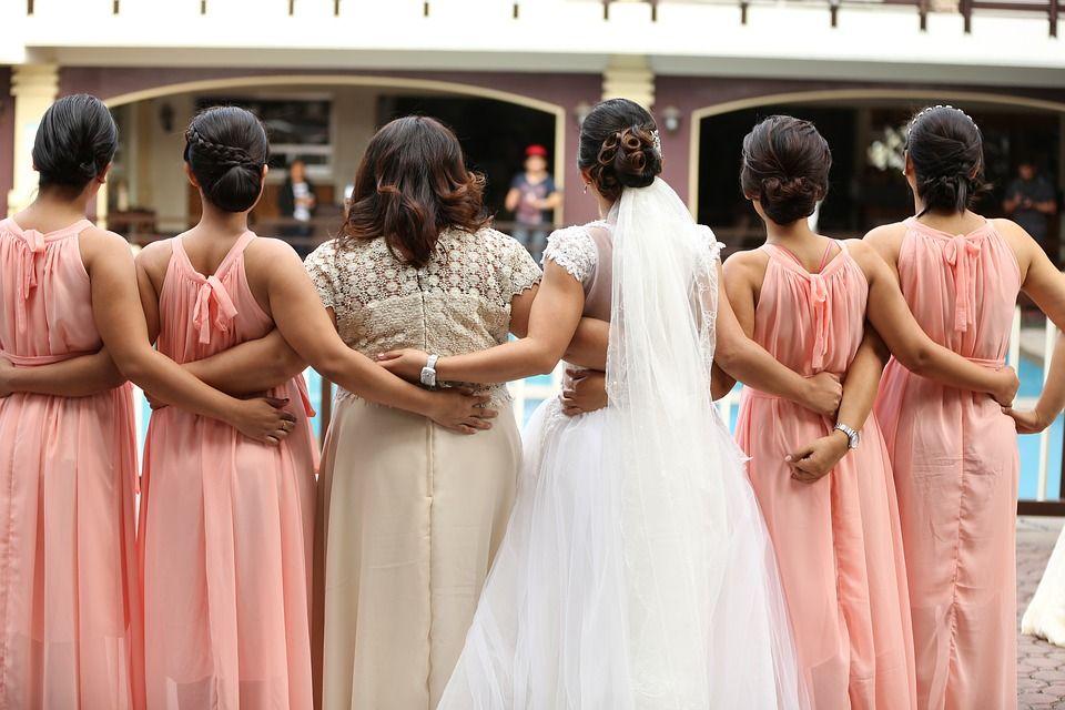 bruidsmeisje