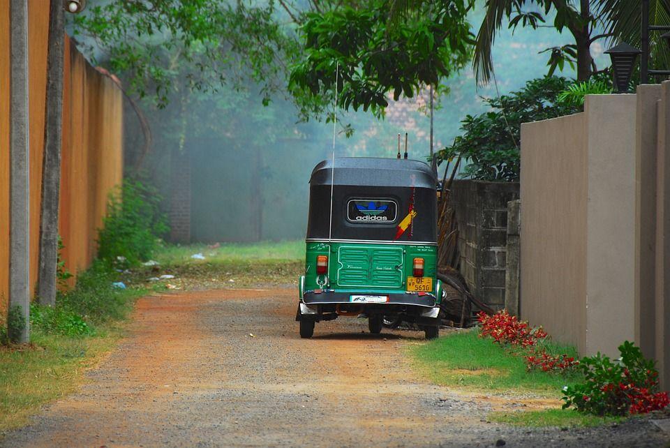 huwelijksreis naar Sri Lanka