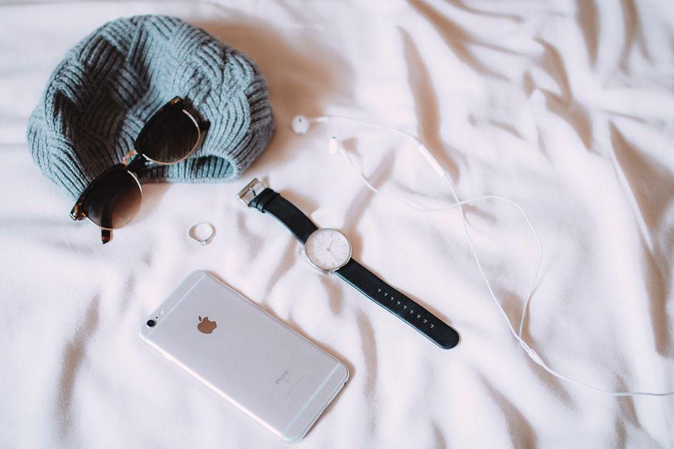 een nieuwe iphone