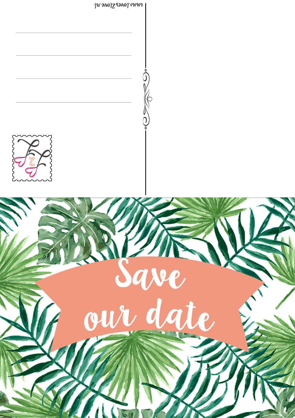 goede save the date