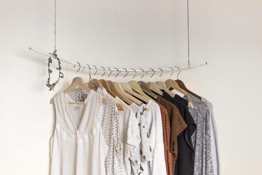 gepersonaliseerde kledinghanger