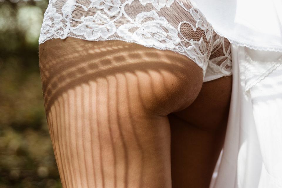 Ondergoed onder je trouwjurk, welke bruidslingerie kun je dragen?