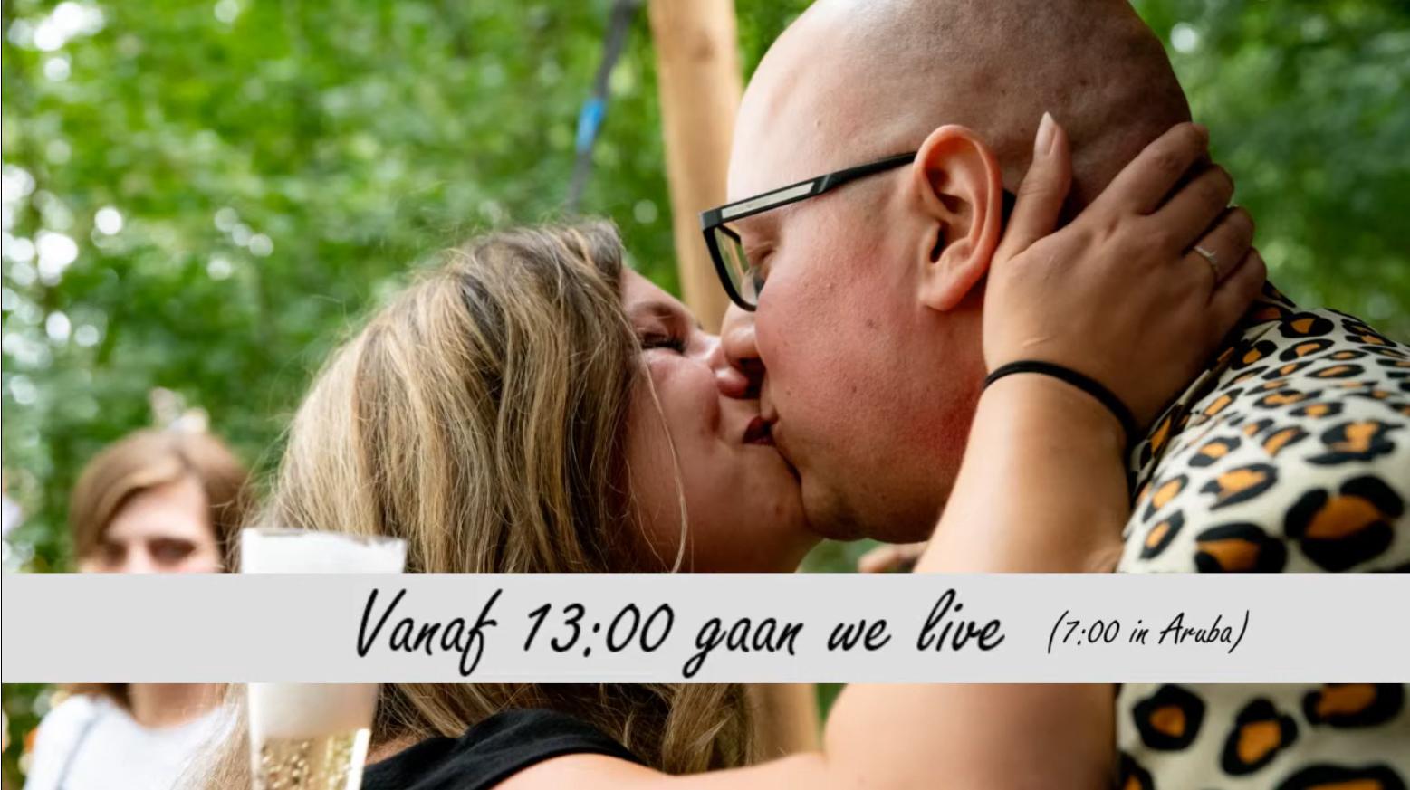 Je bruiloft livestreamen: zo doe je het zelf