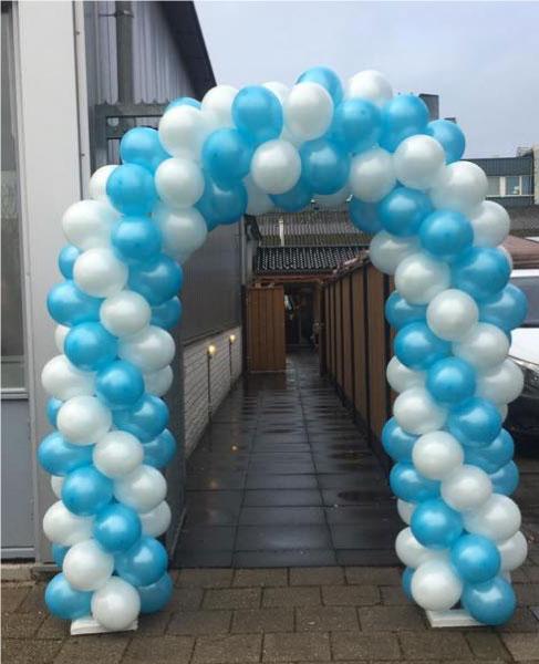 Waar koop je een ballonnenboog voor je bruiloft?