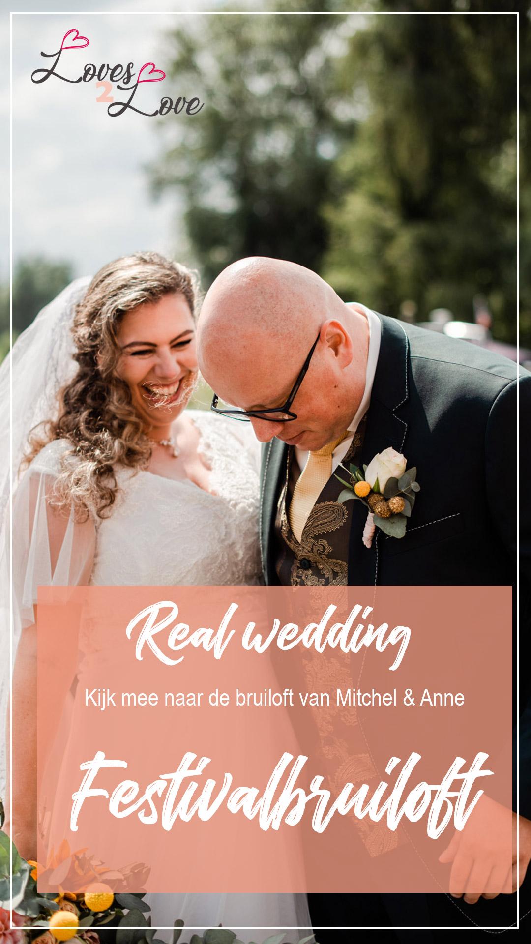 Pin deze afbeelding om de real wedding later terug te kijken